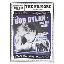 Bob Dylan + Asleep @ The Wheel Denver 4/6/00
