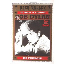 Bob Dylan & His Band Deer Valley, Park City Utah