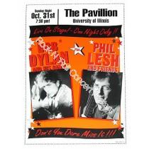 Bob Dylan & Phil Lesh UIC Pavillion