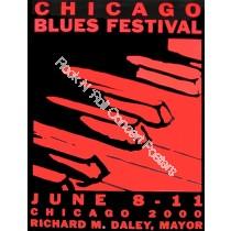 Chicago Blues Festival 2000