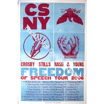 Crosby Stills Nash & Young  US Tour 2006