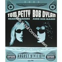 Bob Dylan & Tom Petty PNC Bank Arena 2003