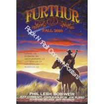 Furthur Fall Tour 2010 official print
