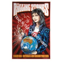 Rolling Stones Australia New Zealand Tour 2006