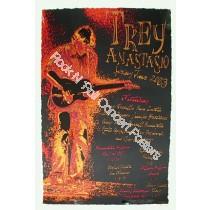 Trey Anastasio Spring tour 2003