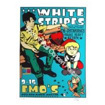 The White Stripes Emo's Austin TX 9/15/01