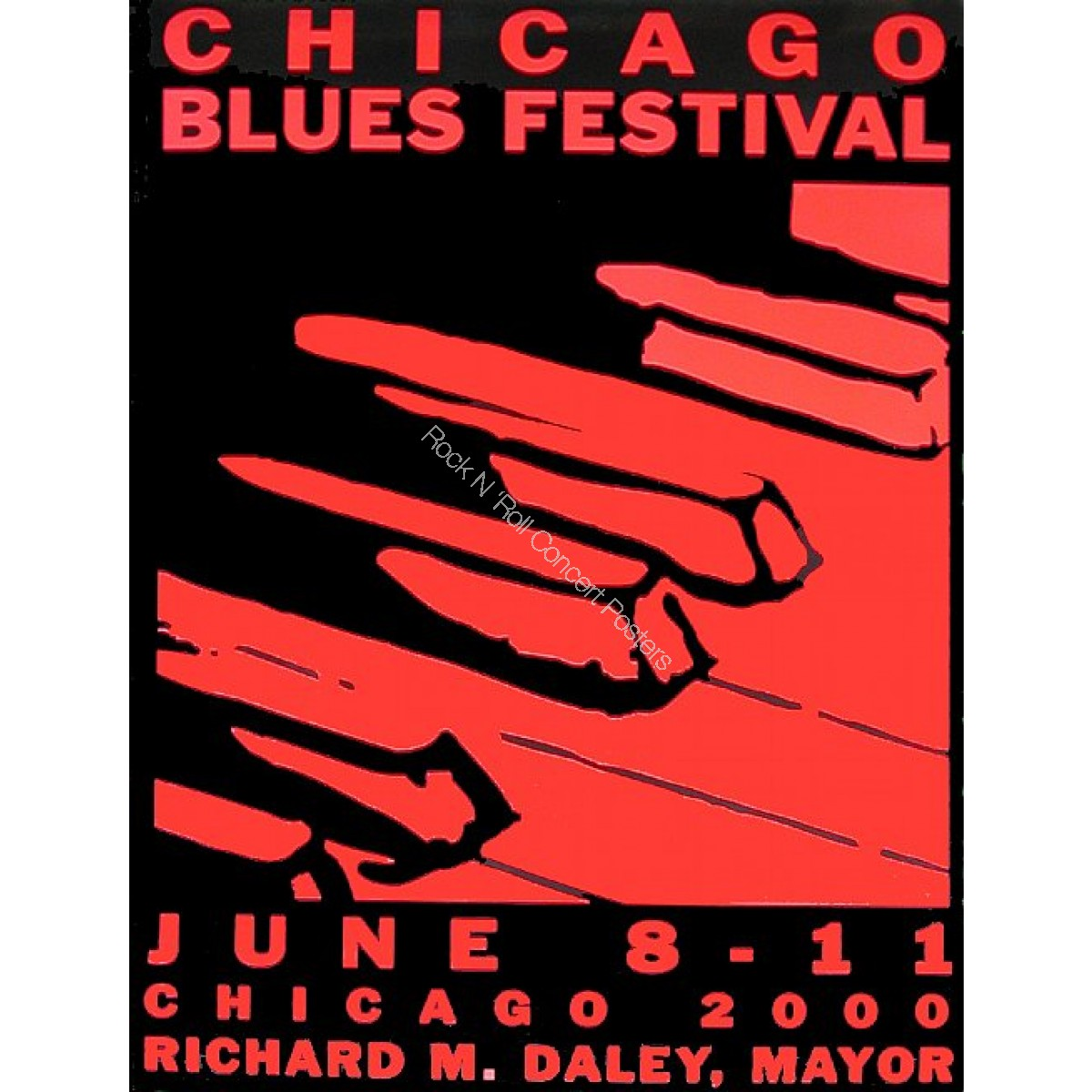 Chicago Blues Festival 2000