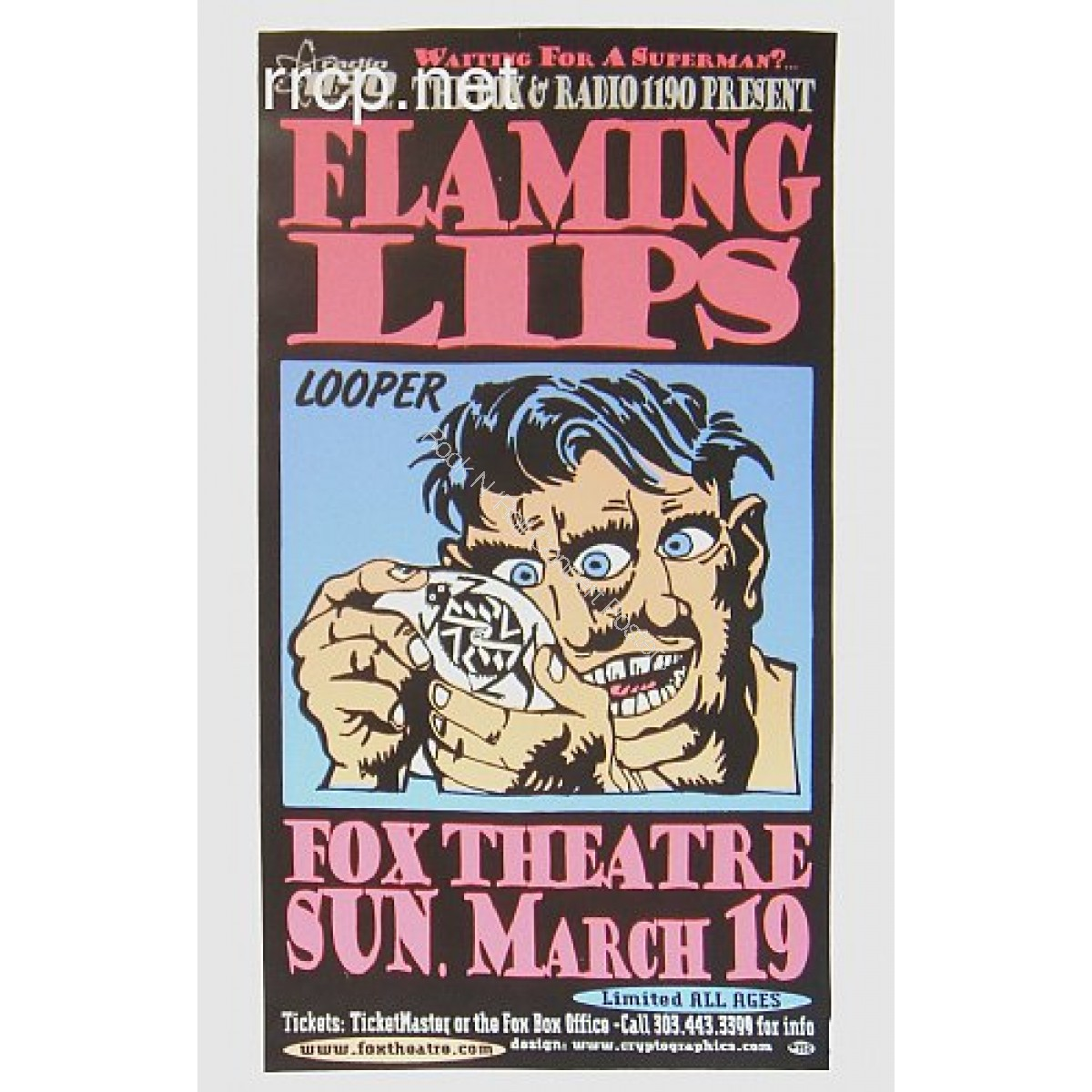 The Flaming Lips @ The Fox Theatre