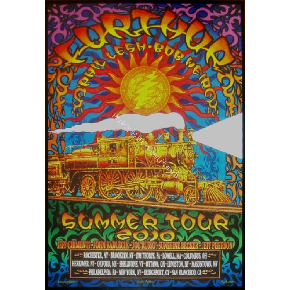 Furthur Summer Tour 2010 by Michael Everett