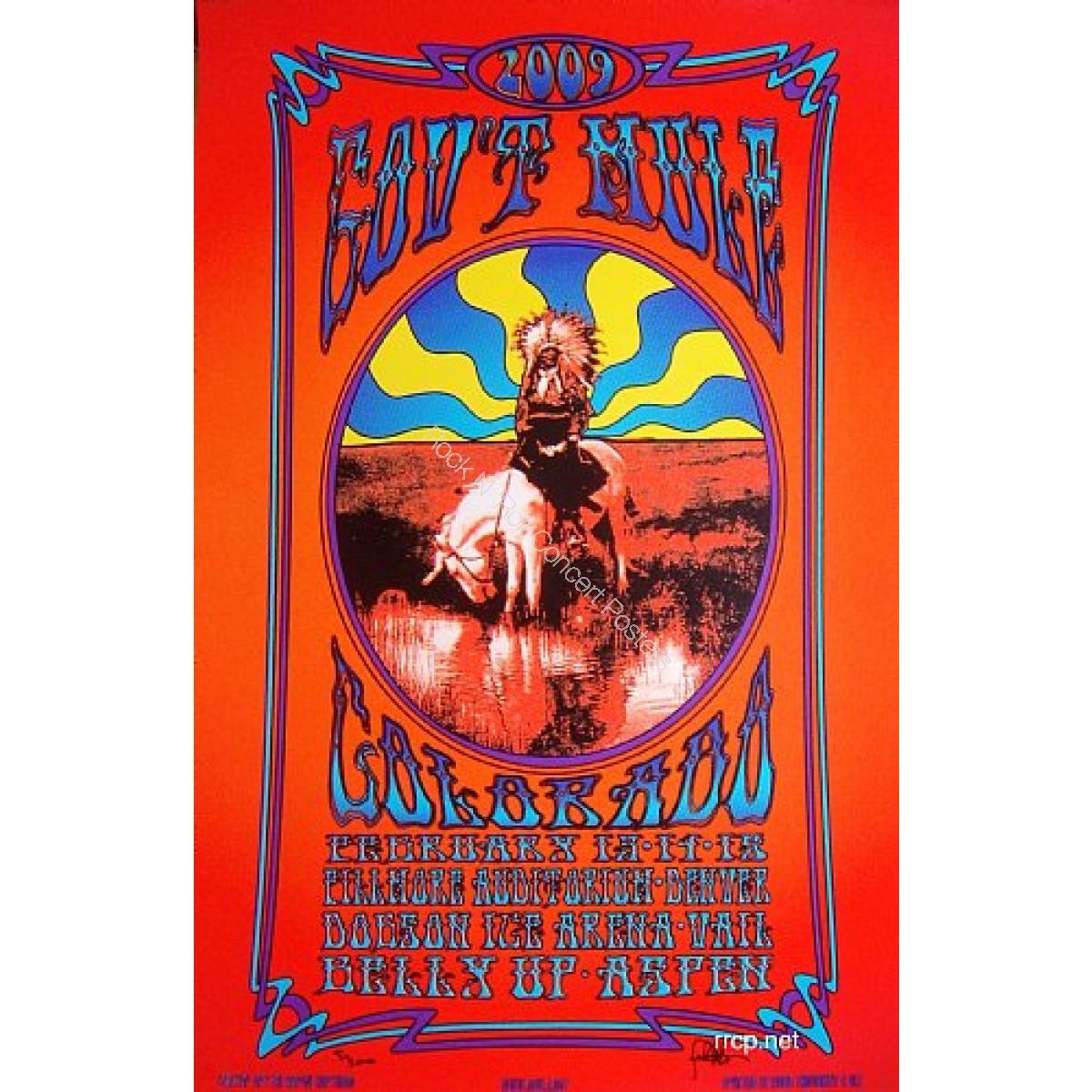 Gov't Mule Aspen, Denver & Vail 2/13-15/09