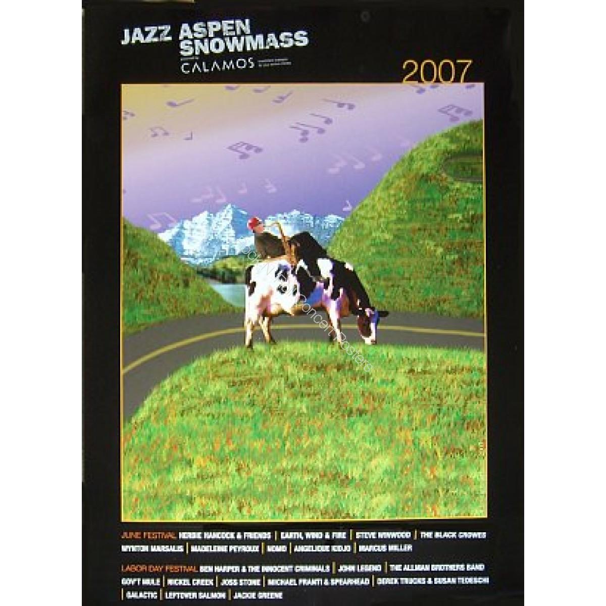 Jazz Aspen Snowmass 2007