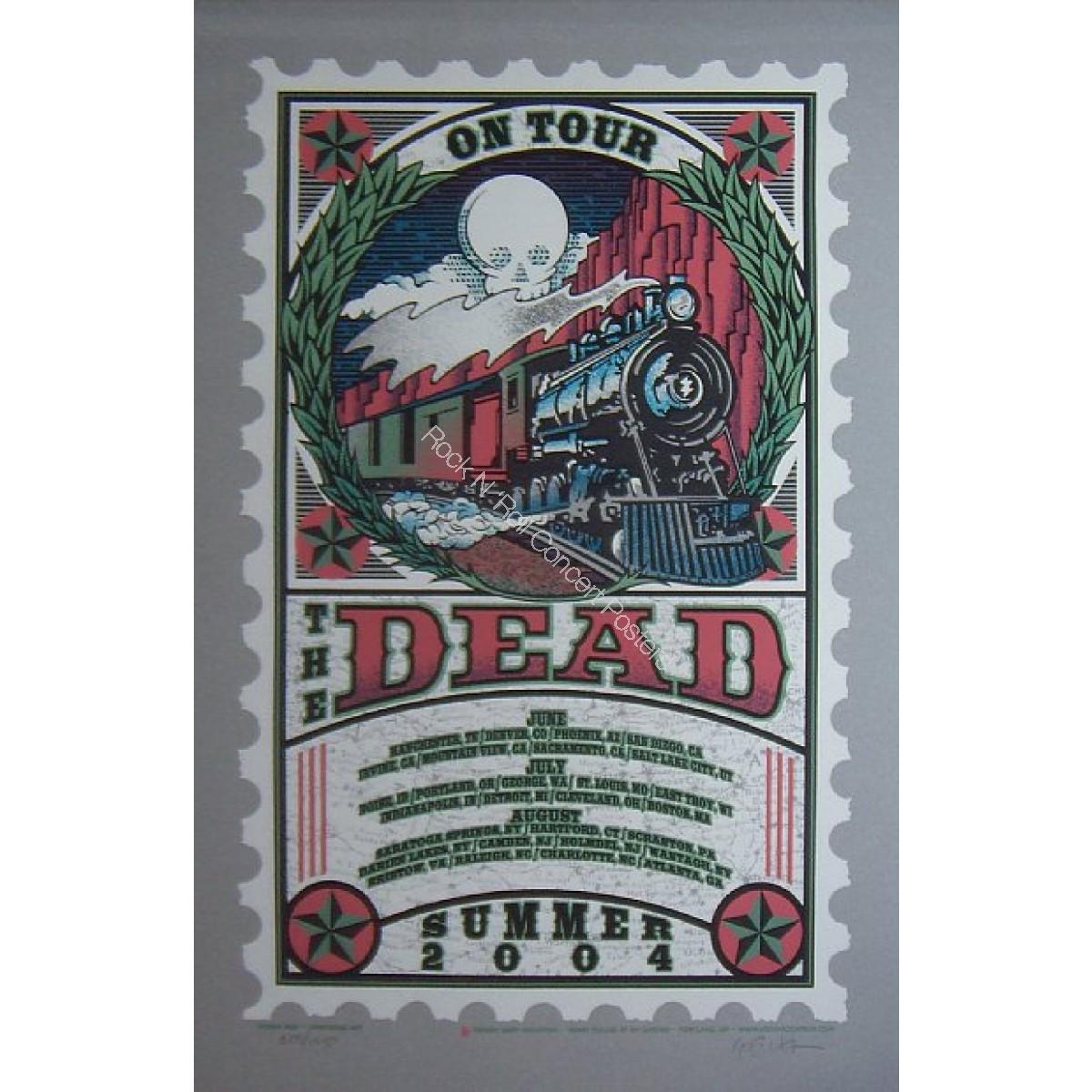 The Dead Summer Tour 2004