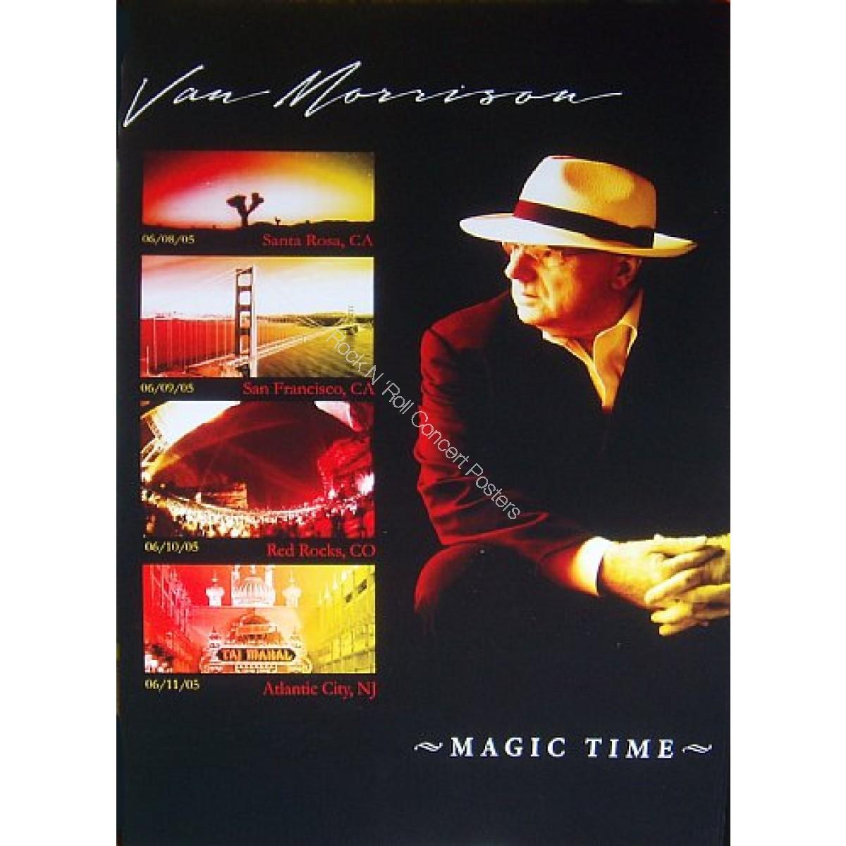 Van Morrison  Red Rocks 2005