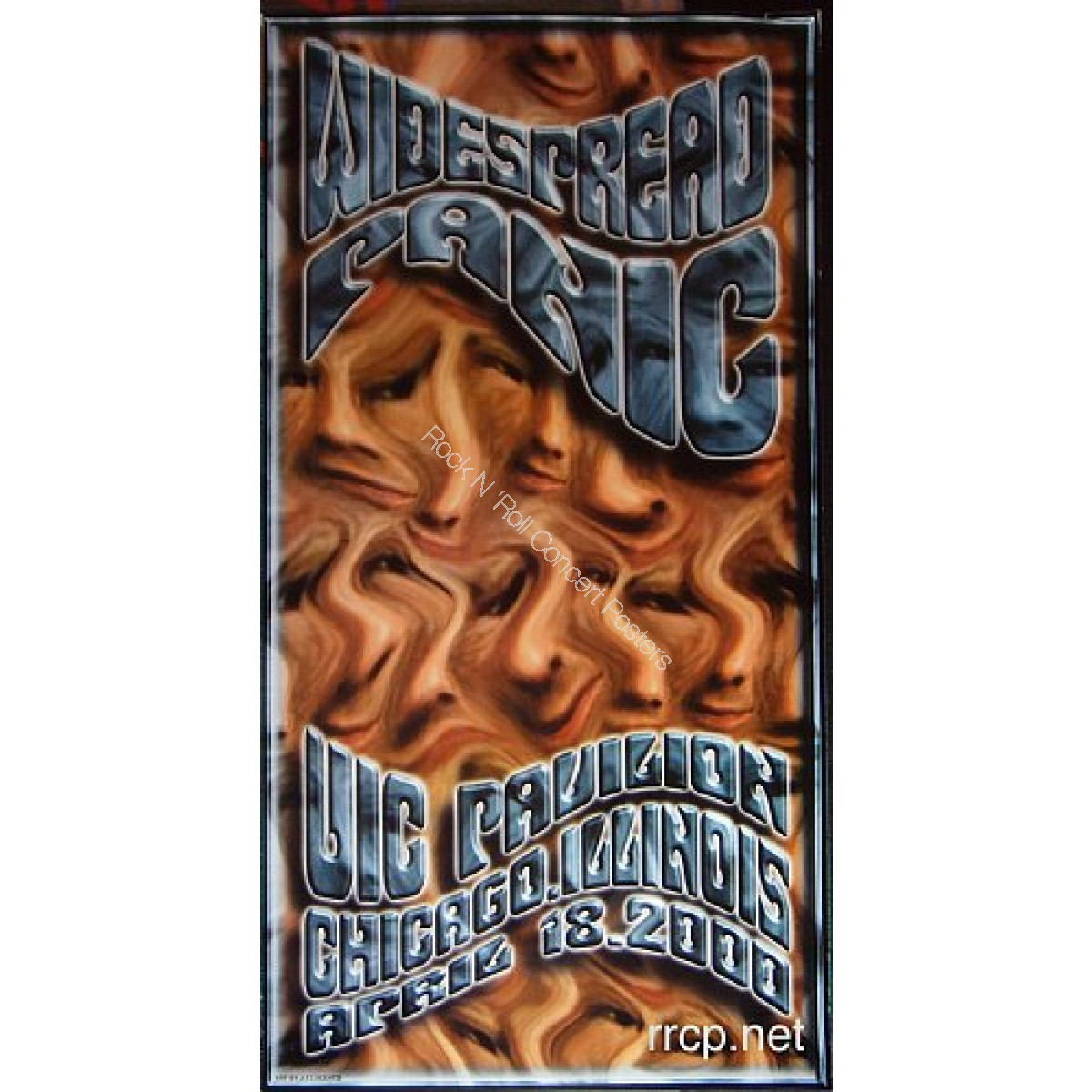 Widespread Panic UIC Pavillion Chicago 4/18/00
