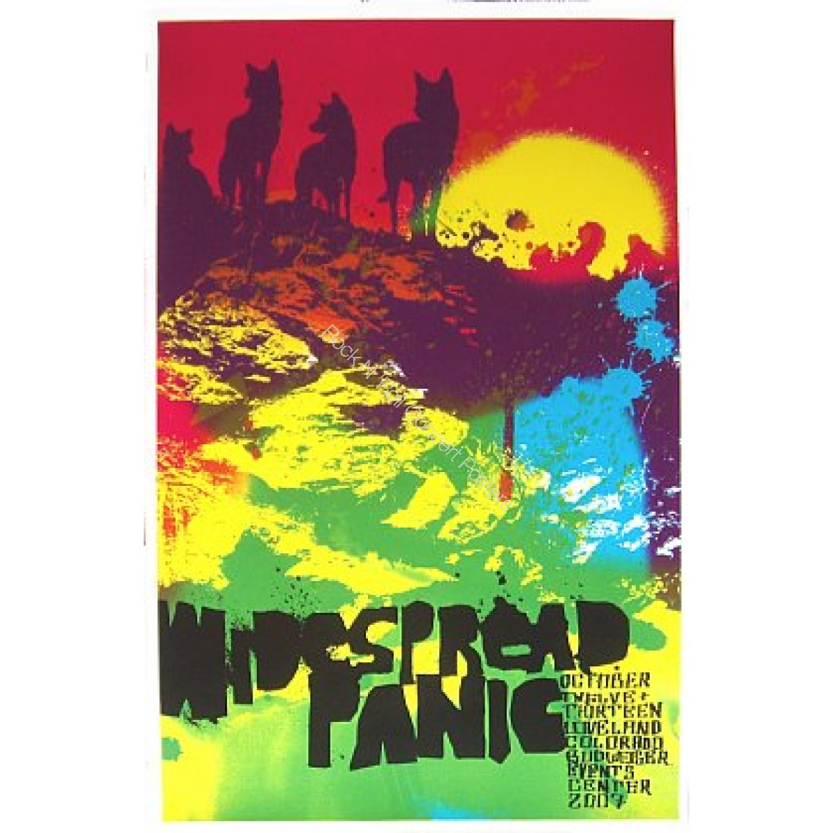 Widespread Panic Loveland Colorado 2007
