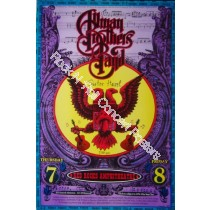 Allman Brothers Red Rocks 8/7-8/97 by Emek