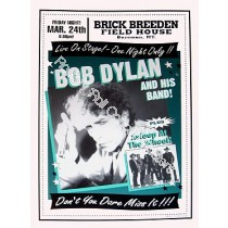 Bob Dylan & His Band Bozeman Montana 3/24/00