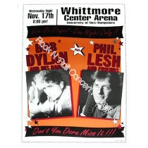 Bob Dylan &  Phil Lesh @ Whittmore Center UNH