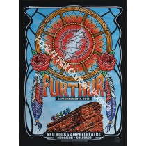 Furthur (Grateful Dead) Red Rocks September 20th 2013 Night 2 official show edition