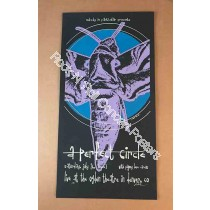 A Perfect Circle at The Ogden Theatre July 26th 2003 S/N Screen Print Poster