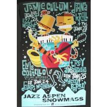 Jazz Aspen Snowmass Festival '06 Poster
