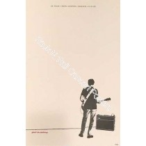 Paul McCartney Beatles Pepsi Center Denver 11/1/05 Official  Show Print
