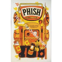 Phish @ The 1st Bank Center Broomfield Colorado October 10-12th 2010 Official Poster