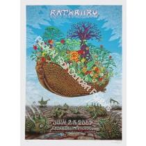 Rothbury Festival 2009 Official Print By Emek