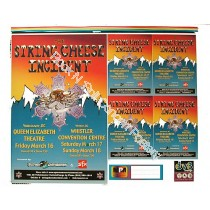 String Cheese Incident  Vancouver/Whistler Proof
