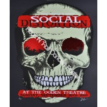 Social Distortion @ The Ogden Theatre Denver  9/30/01