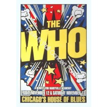 The Who @ The House Of Blues Chicago 11/12-13-99