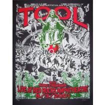 Tool & King Crimson @ Red Rocks 8/3/01