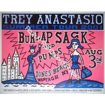 Trey Anastasio Jones Beach 8/3/01