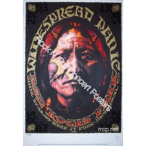 Widespread Panic Red Rocks 2003 Official print